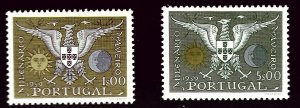 Portugal SC#844-845 Mint VF SCV$15.75...An Amazing Country!
