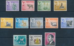 Lesotho stamp Agriculture products and sights set 1967 MNH Mi 25-36 WS177379