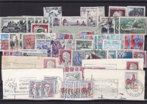 france stamps ref 11695
