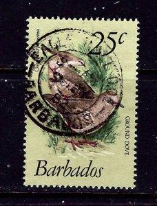 Barbados 502 Used 1979 Birds