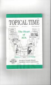 Topical Time Magazine Jan-feb 1999  Number 293, ATA Journal