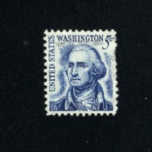 USA #1283  1  used 1965-78 PD .08