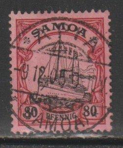Samoa  SC   65  Used