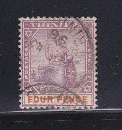 Trinidad 81 U Britannia