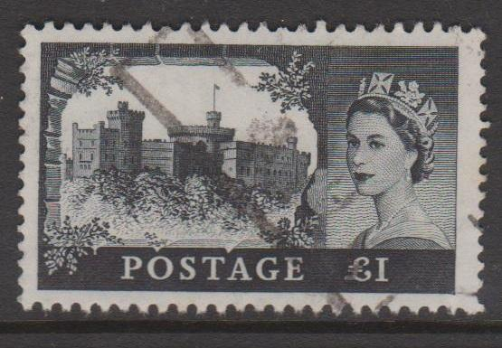 Great Britain Sc#374 Used