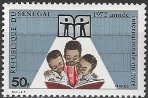 Senegal 370  MNH  International Book Year