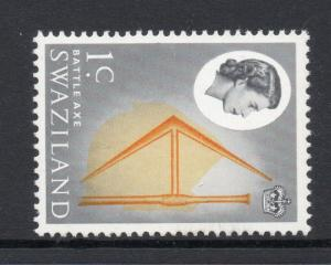 Swaziland 1962 Early Issue Fine Mint Hinged 1c. 297998