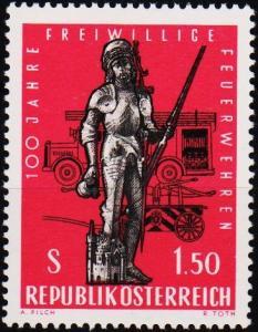 Austria. 1963 1s50 S.G.1396 Unmounted Mint
