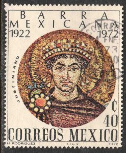 MEXICO 1045 50th Anniv of the Mexican Bar Association Used (226)