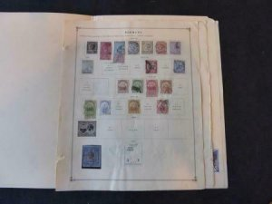 Bermuda 1865-1963  Mint/Used Stamp Collection on Scott Intl Alb Pgs