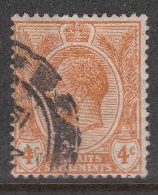 Straits Settlements Sc#185 Used