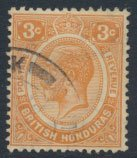 British Honduras SG 129 SC # 95 Used     see scan and details