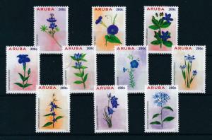 [98415] Aruba 2015 Flora Flowers Blumen  MNH