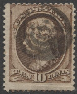 STAMP STATION PERTH US  #209 Used