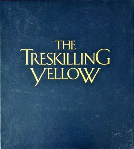 The Treskilling Yellow: The Most Valuable Thing in the World  by Lars Fimmerstad