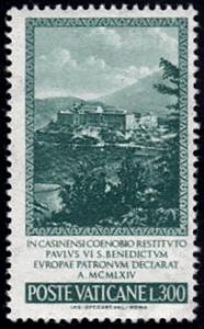 Vatican City # 415 mnh ~ 300 l View of Monte Casino