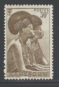 Cameroun Sc # 307 mint hinged (RRS)