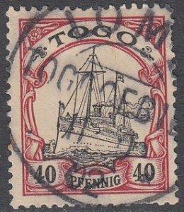 Togo 13 Used CV $9.50