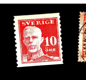 Sweden #139 MINT F-VF OG HR Cat $30