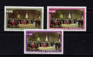 Venezuela C804-06 NH 1962 set