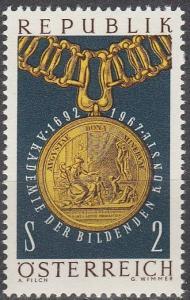 Austria #800  MNH F-VF  (SU5186)
