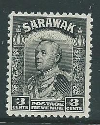 Sarawak #112 (MLH)  CV $1.40