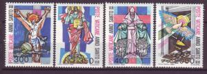 J15838 JLstamps 1983 vatican city set mnh #721-4 holy year