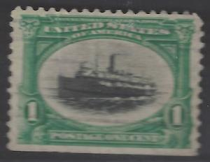 USA #294 Used  Pan American 1901 Scott CV