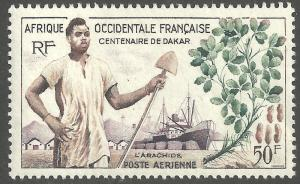 FRENCH WEST AFRICA SCOTT C26