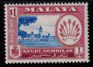 Negri Sembilan 72 MNH VF Nice fresh copy