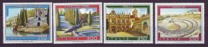 J21618 Jlstamps 1984 italy set mh #1599-1602 tourism