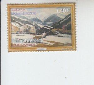 2019 Sp Andorra Molleres de Meritxell  Landscapes  (Scott NA) MNH