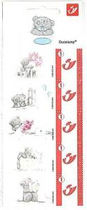 BELGIUM PERSONALIZED STAMPS 2008 - ME TO YOU BEARS