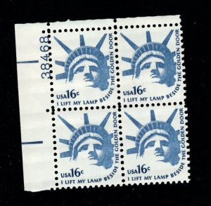 PB 1599  Statue of Liberty Head MNH