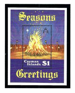 Cayman Is 534 MNH 1984 souvenir sheet