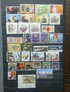 Malta Modern range of definitive and commemorative issues Used