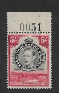 KUT Scott # 83 VF NH OG with nice color scv $ 45 ! see pic !