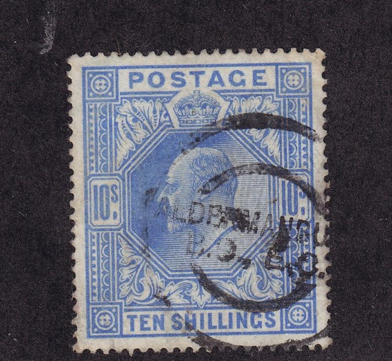 GB Scott # 141 VF used neat cancel nice color  cv $ 525 ! see pic !