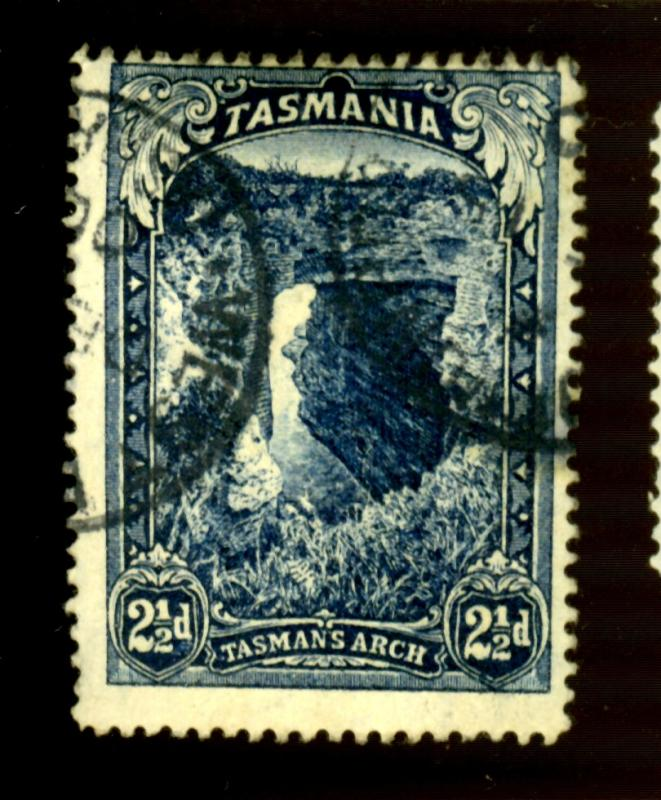 Tasmania #89 Used F-VF Cat$17.50
