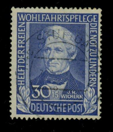 Germany #B313 Used F-VF Cat$100