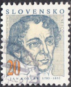 Slovakia #165 Used