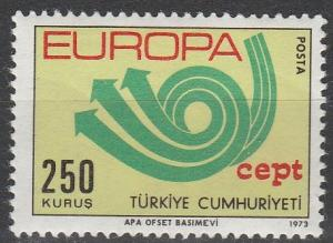 Turkey #1936 MNH F-VF CV $6.75 (D793)