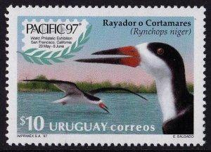 1997 Uruguay 2260 Pacific 97 6,00 €