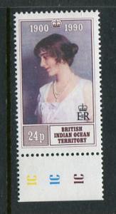 British Indian Ocean Territory #106 MNH