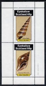 Eynhallow 1982 Shells (Screw Shell) perf set of 2 values ...