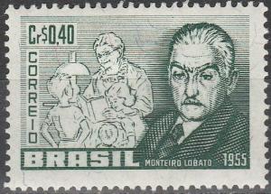 Brazil #829 F-VF Unused