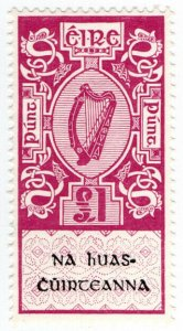 (I.B) Ireland Revenue : High Court £1