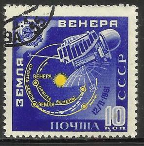 Russia 1961 Scott# 2457 Used CTO