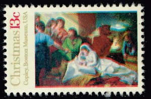 US STAMP #1701 – 1976 13c Traditional Christmas Nativity MNH STAMP ERROR