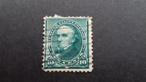 United States 1890 Presidents & Other Personalities Used